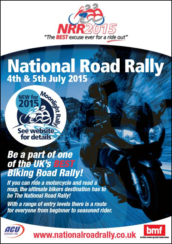 National Road Rally 2015