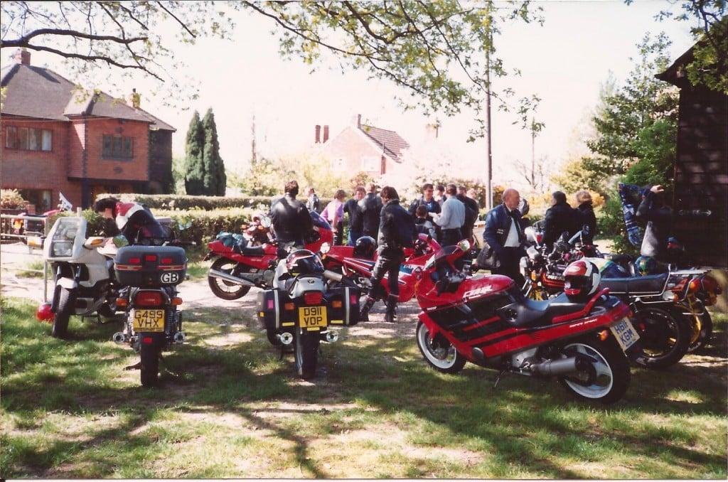 Basingstoke Advanced Motorcyclists Beech Hill Village Hall 1991