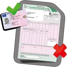 "Death of the ""Counterpart Driving Licence"""