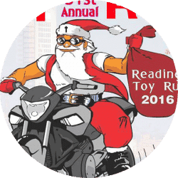 To All Volunteer Toy Run Marshals