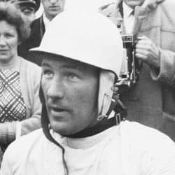 TVAM President Sir Stirling Moss