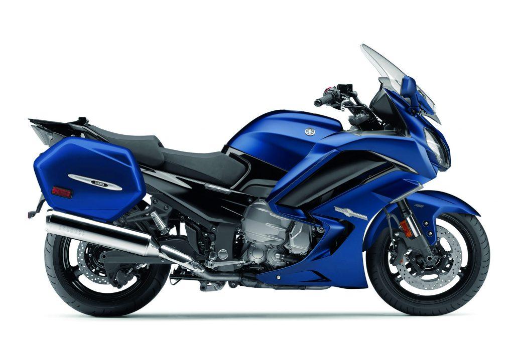 2018 Yamaha FJR1300ES2